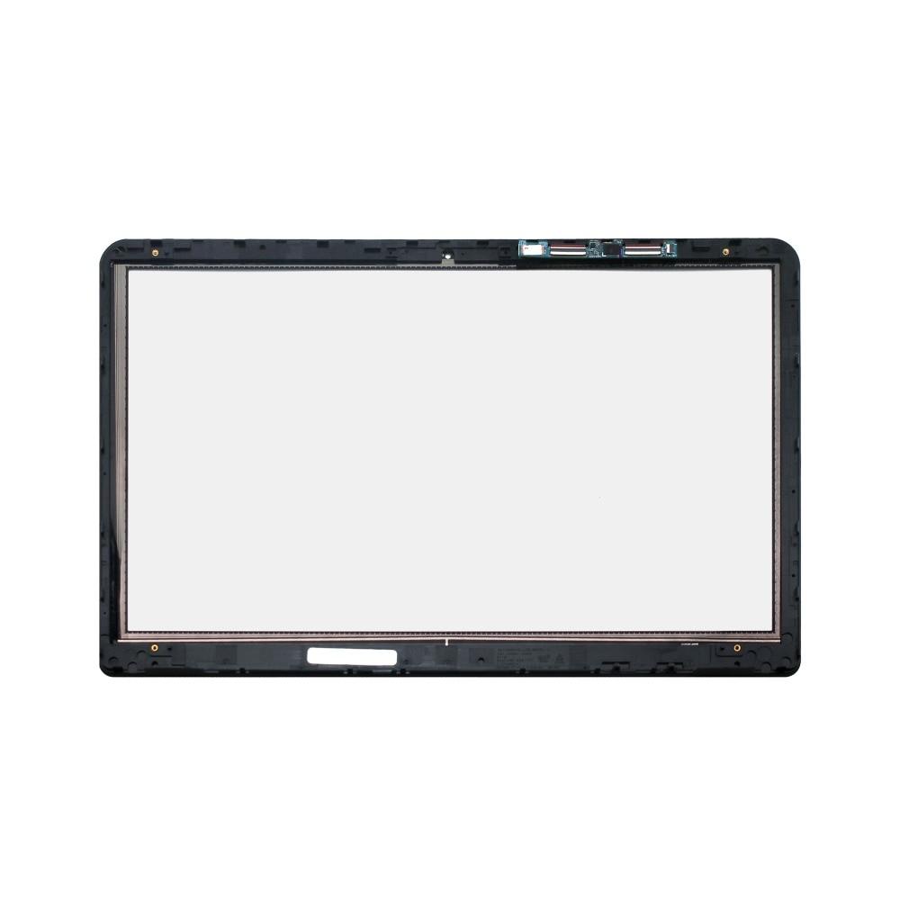 Touch Screen Digitizer For HP Pavilion X360 15-bk076nr 15-bk075nr 15-bk196ms 15-bk149nz 15-bk062na ismaya 15 khalid