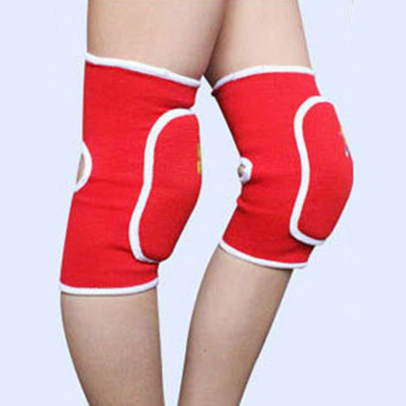 3-15Y Child Kids Boy Girl Knee Pad Dance Training Games Cotton Sports Knee Pad ...