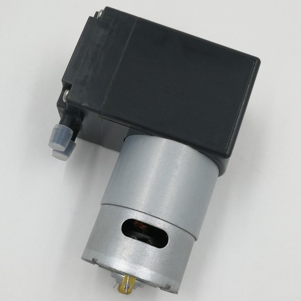 electric brush 230kpa pressure15L/M flow miniature pump 12v dc