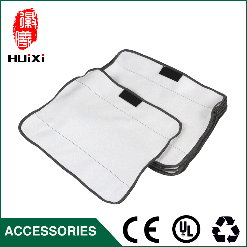 Microfiber Dry Mopping Cloth Reuseable Suitable for Braava 321 380  mint 5200C Vacuum Cleaner Parts to Home Clean