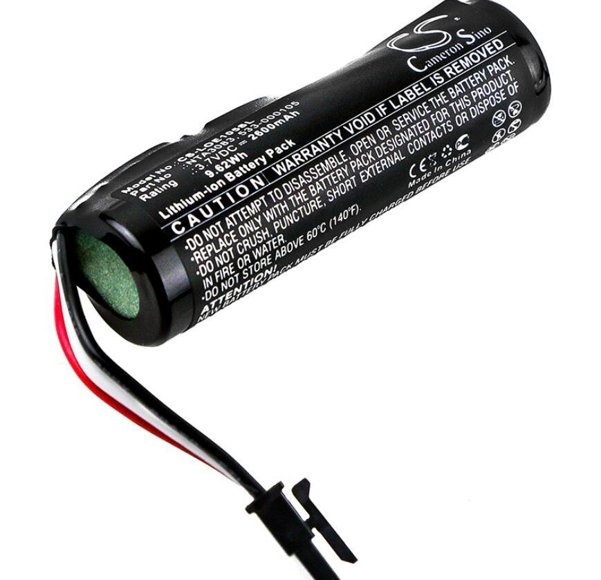Batería De 2600 Mah Para Baterías Logitech S-0012 Ue Boom 533-000105 Nta3083
