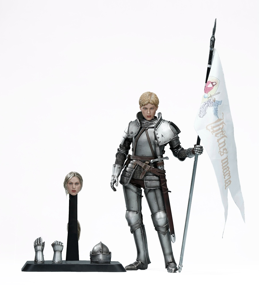 POPTOYS EX019 B Saint Knight Joan of Arc Triumph version 1 6 Figure