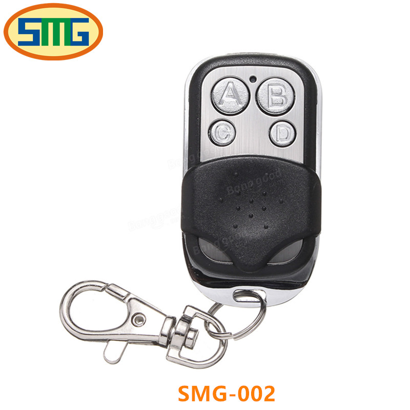 2 X Boss Guardian Steel Line Bht4 2211 L 303mhz Garage Door Remote
