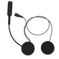 VODOOL Motor Wireless Bluetooth 4 0 Headset Motorcycle Helmet Earphone Headphone Speaker Handsfree Music High Quality