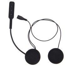 VODOOL Motor Wireless Bluetooth 4.0 Headset Motorcycle Helmet Earphone Headphone Speaker Handsfree Music High Quality