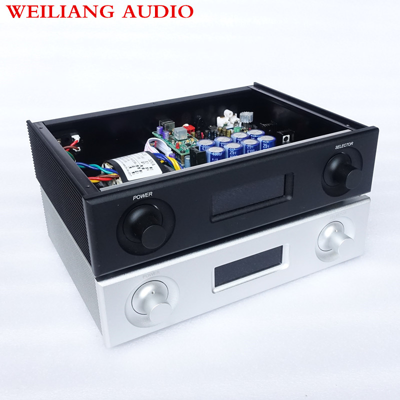 Brise Audio Décoder AK4495SEQ AK4118 XMOS U8 USB DAC décodeur 192 k/24bit