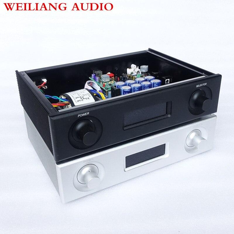 Unterhaltungselektronik Pflichtbewusst Brise Audio Decode Ak4495seq Ak4118 Xmos U8 Usb Dac Decoder 192 Karat/24bit