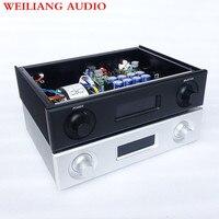 Breeze Audio Decode AK4495SEQ AK4118 XMOS U8 USB DAC Decoder 192k 24bit