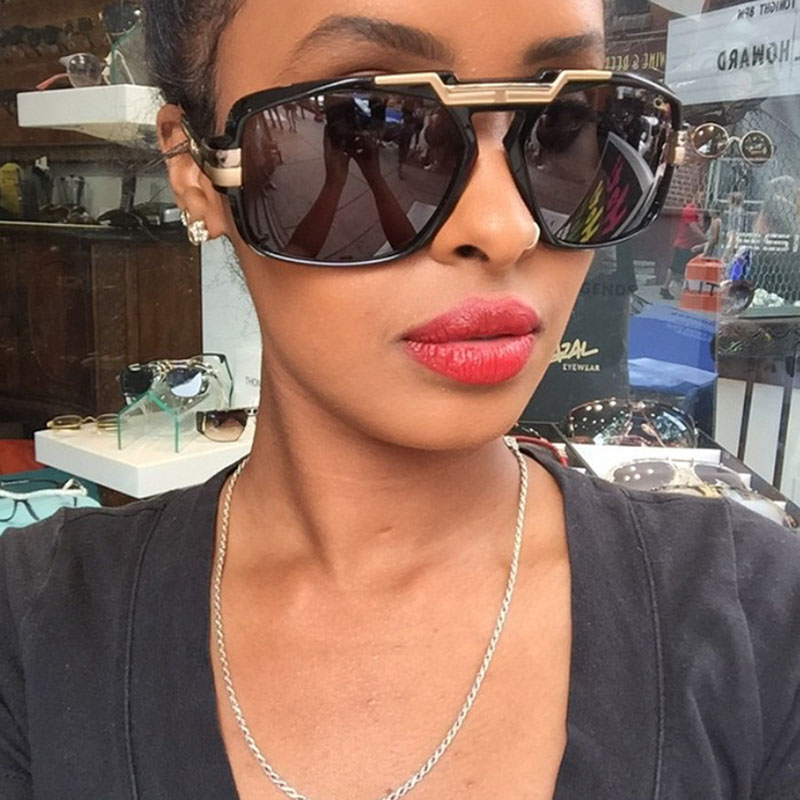 2017 Men Brand Designer Sunglasses Women Vintage Glasses for Women UV400 Fashion Sun Glasses New Eyewear Accessories