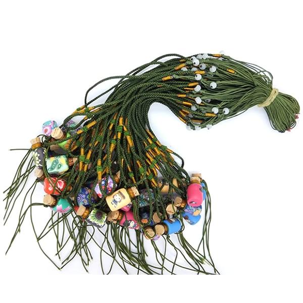 20 шт диффузор ожерелье эфирное масло ароматерапия Цветок Стеклянная