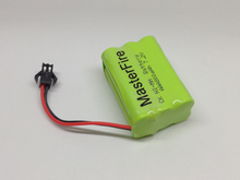 Wholesale 100PACK/LOT MasterFire 7.2V AAA 800mAh Ni-Mh Battery Rechargeable NiMH Batteries Pack
