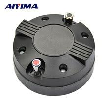 AIYIMA 1Pc Portable Audio Treble Sound Speaker Titanium Film Tweeter Driver 34 Core Hiraguchi 8 Ohm 30W DIY For Home Theater