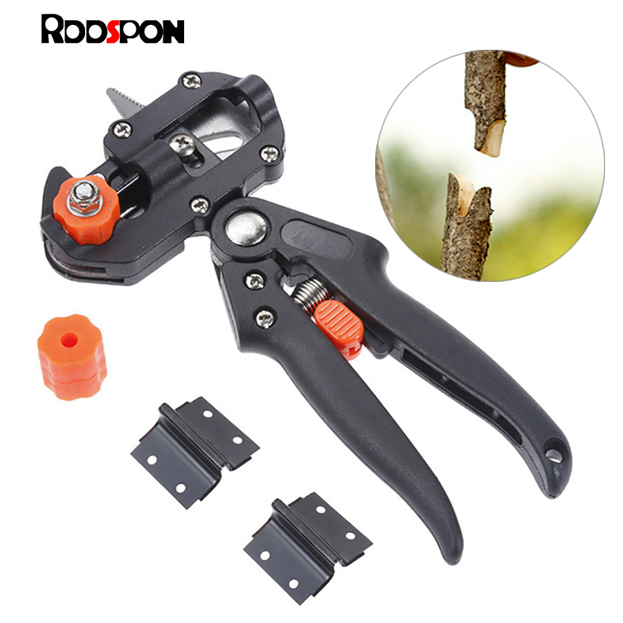 Garden Tools Grafting Pruner Chopper Vaccination Cutting Tree Plant Shears Scissor Fruit Tree Grape Vine Graft Tool Dropshipping
