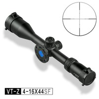 DISCOVERY VT Z 4 16x44 SF optical sight side parallax hunting Riflescope with Mil Dot Reticle tactical rifle scope