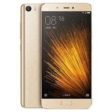 Original xiaomi mi5 5.15 pulgadas snapdragon 820 quad core 1.8 ghz miui 7.0 RAM 3 GB ROM 32 GB/64 GB 4G Phone Call Tablet PC