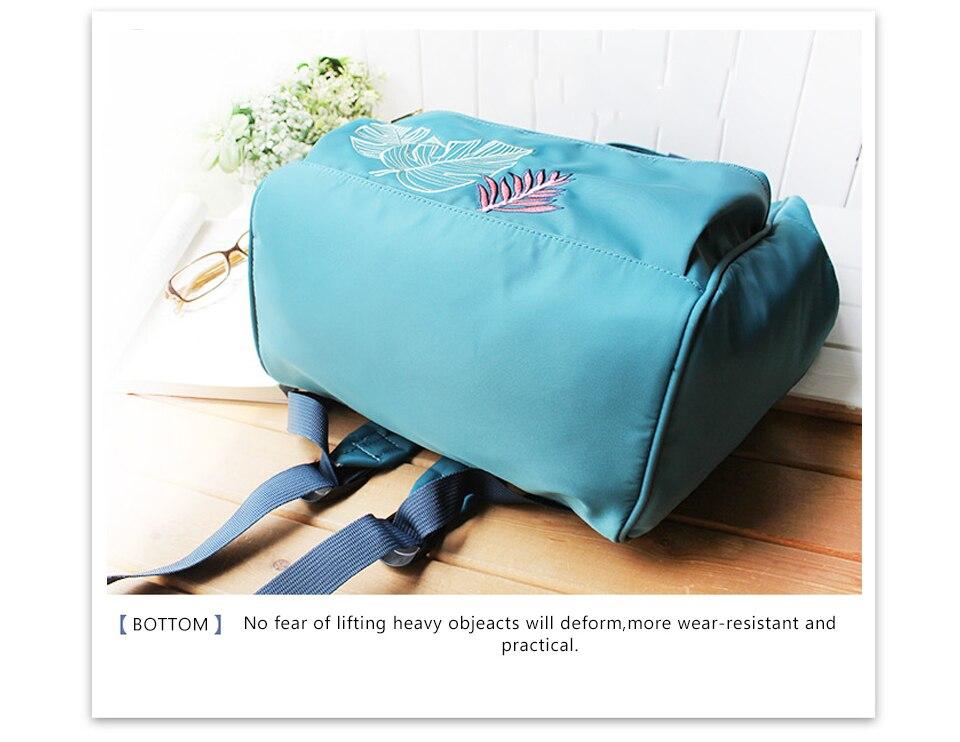 mochila senhoras viagem bagpack