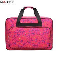 Unisex Large Capacity Travel Portable Tote Bag Sports Nylon Women Men Sewing Machine Bags Blue Bag