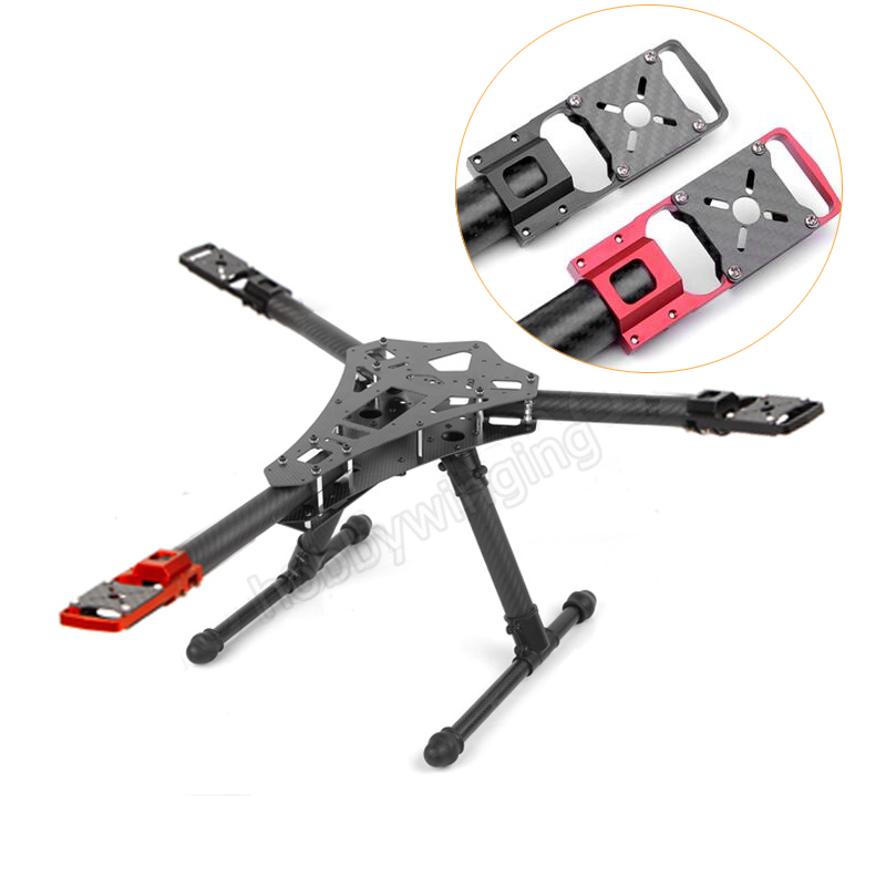 X-Cam Y600 Alien Folding 3-Axis Aircraft Copter Carbon Fiber Upgrade Frame Kit 25mm arm hj 6504 carbon fiber folding four axis quadcopter aircraft frame kit black