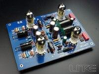 Assembled LS37 tube phono stage MM & MC dual input