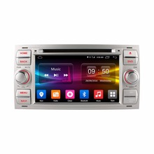 for Focus Focus II Galaxy C-MAX S-Max Connect Fiesta Transit Mondeo Fusion Kuga Android  Multimedia palyer GPS Navigation system