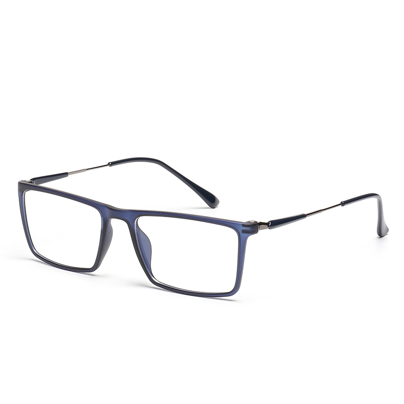 TR90 men prescription glasses vintage myopia optical colored computer reading clear transparent sight eyeglasses #YX0261
