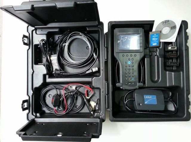2013 GM TECH SUPPORT 6 SOFTWARE diagnostic tool Vetronix gm tech 2 with candi interface with gift elm 327 usb scanner