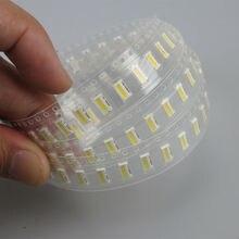200 Pcs 7032 3 V SMD Lampe Perlen für LED TV Hintergrundbeleuchtung Streifen Bar Reparatur Samsung TV