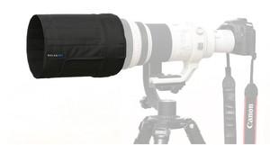 Image 5 - ROLANPRO Objektiv Haube Teleobjektiv Klapp Haube für Canon Nikon Sigma Tamron 400mm f/2,8, 600mm f/4, 800mm f/5,6 SLR (L)