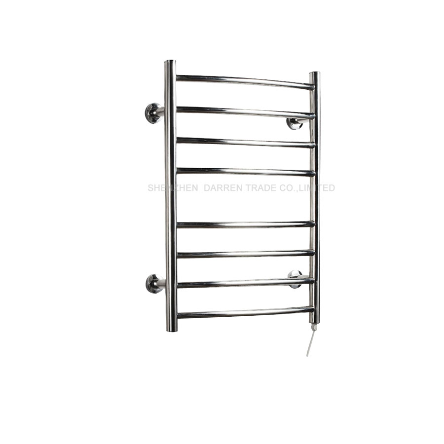1pc Heated Towel Rail Holder Bathroom Accessories Towel: 1pc 110/220V Heated Towel Rail Holder Bathroom