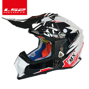 Image 5 - LS2 SUBVERTER MX470 Off road motocross helmet Innovative technology ATV Dirt Mountain Bike DH  Off Road Capacetes casque Helmet