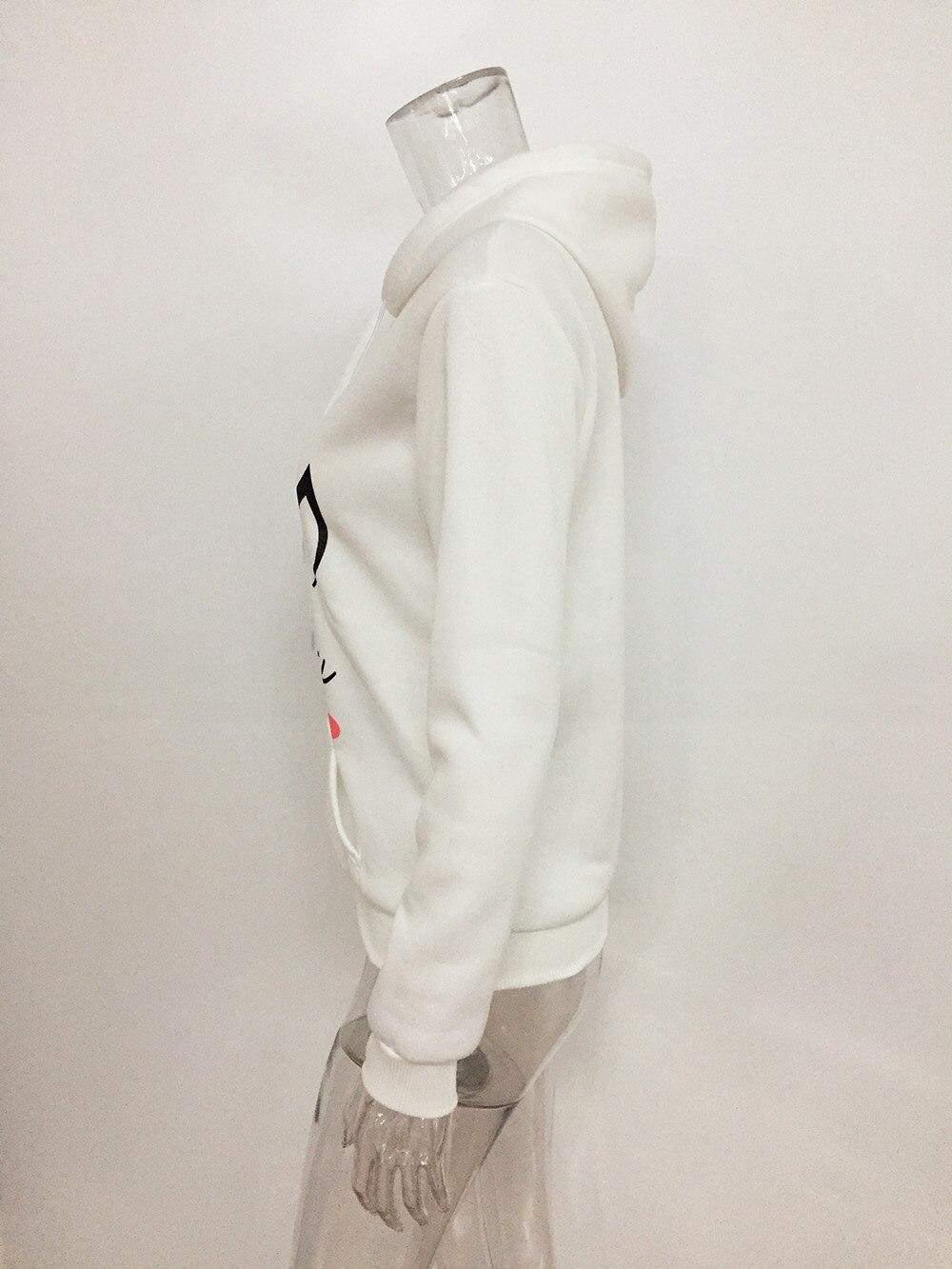 Модная женская куртка с героями мультфильмов, приталенный пуховик с капюшоном, зимняя куртка с единорогом, Женская куртка с хлопковой подкл... - 4