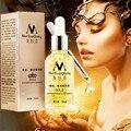 Cuidado de la piel Pura 24 K Oro Esencia Crema de Día Antiarrugas Cuidado de La Cara Contra El Envejecimiento Del Colágeno Para Blanquear Hidratante Ácido Hialurónico Z503