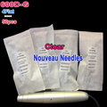 600D-G 4Flat Sterilized Permanent Makeup Needles for Nouveau Permanent Makeup Machine Pen Rotary For TattooNeedle Free Shipping