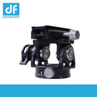 DF DIGITALFOTO AL-20T Two-Dimensional Bird watching Photography Tripod head 50kg max loading Quick Release Plate