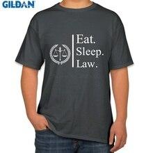 """""""Eat. Sleep. Law."""" T-shirt"""