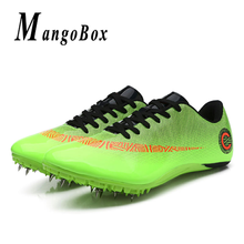 Designer Men Track and Field Spikes Shoes Lace-Up Unisex Feiyue Shoes Luxury Brand Shoes Men Health Non-Slip Boy Track Spikes