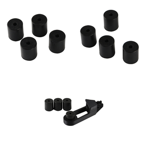 Silicone Solid Spacer Hot bed