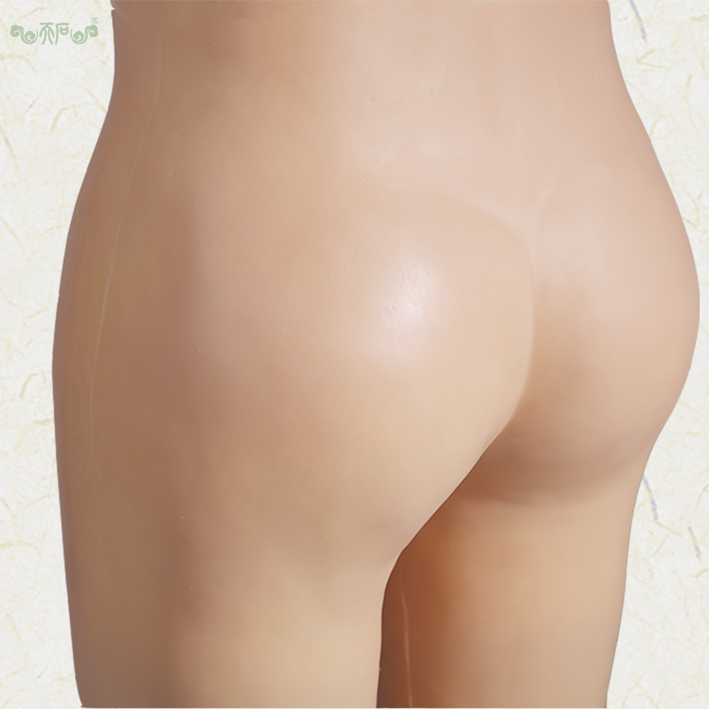 Realistic Silicone Ass Super real Vagina pants for crossdresser anal sex Transgender shemale Lifelike Pussy