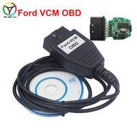 2018 Yüksek Kalite Için Ford Için Ford VCM OBD Profesyonel Cihaz MINI Versiyonu/Mazda Araç Teşhis Tarayıcı Ücretsiz Kargo