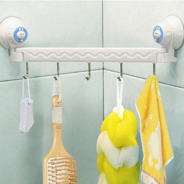 Hot Bathroom Accessories Plastic Toothbrush And Towel Holder Bathroom Hook  Up Of Large Sunction Bathroom Set