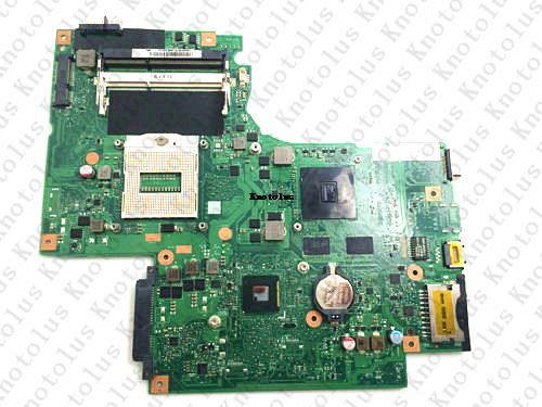 0090004372 for lenovo G710 laptop motherboard DUMBO2 DDR3L Free Shipping 100 test ok in Laptop Docking Stations from Computer Office