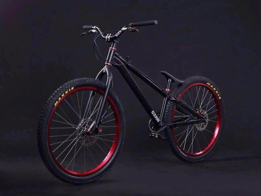 Essai de vélo ECHO CZAR 24''