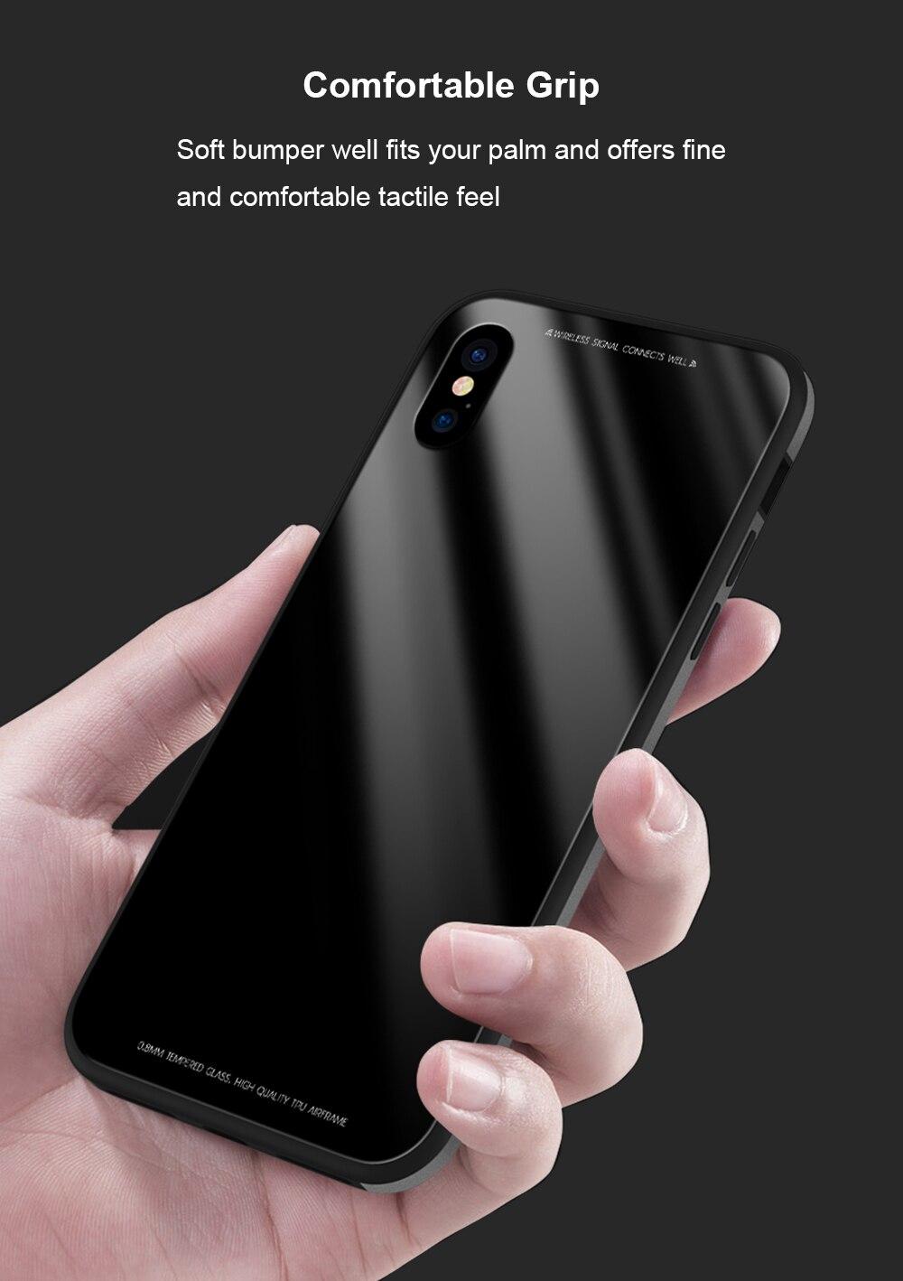 ORIGINALEE SILICONE SOTTILE Custodia Cover per for Apple iPhone XS