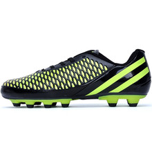 Well Breathable Kids' Sneakers Boys and Girls Training Soccer Shoes Suit for Camping Travel