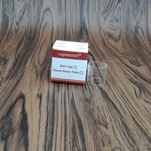 Original VapeSoon Replacement Glass Tube For SMOK Brit Beast Tank Clear Glass Tube Good Package 5pcs/lot