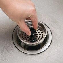 Stainless Steel floor drain Sink Strainer Filter Water Stopper Drain Hair Catcher Bathtub Plug Bathroom Kitchen Basin