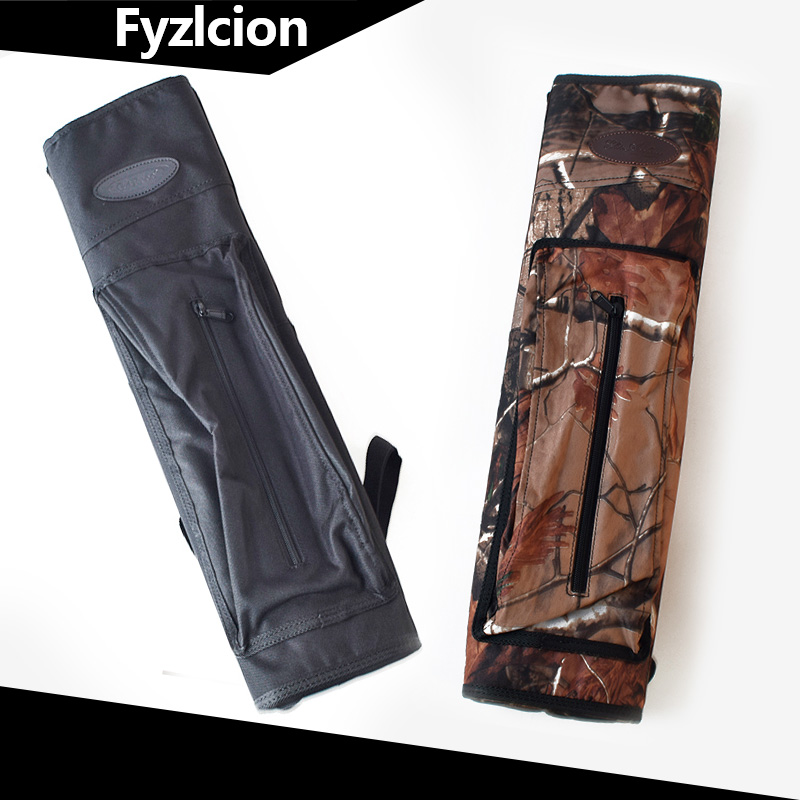 Hunting Outdoor Oxford cloth Archery Quiver camouflage black Color with Adjustable Strap Accessories Shoulder Bags diesel diesel dz 7376