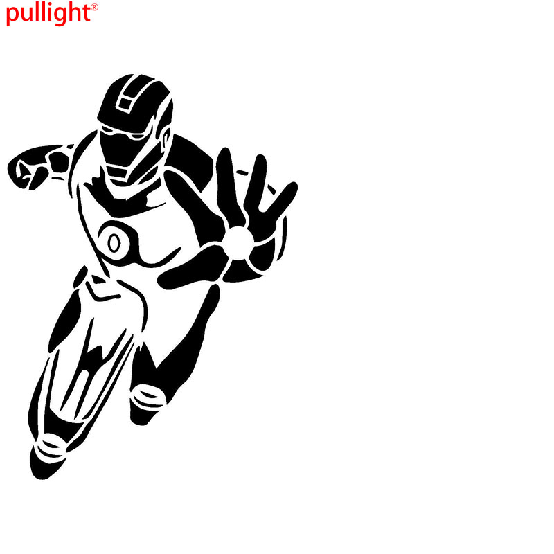 IRON MAN Game Movie Graphic Die Cut decal sticker Car Truck Boat Window