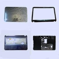 New Original Laptop LCD Back Top Cover/Front Bezel/Palmrest upper Case/Bottom case For HP Pavilion G7 2000 G7 2022US G7 2118NR