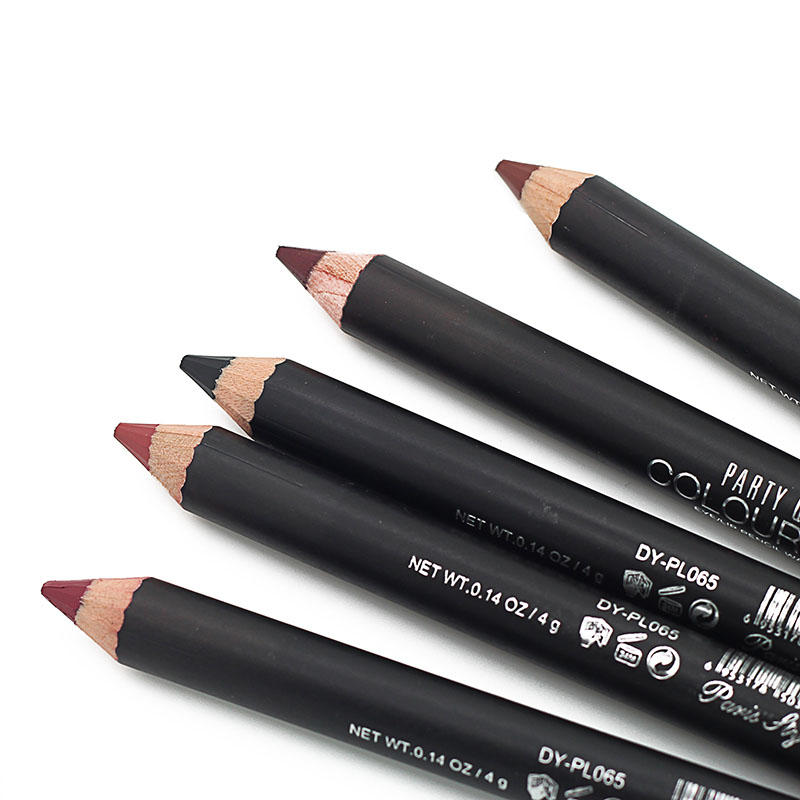 Waterproof Colorful Cosmetic Lipliner Pen
